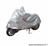 Housse de protection étanche Steev taille XL pour scooter / moto (246x104x127cm)