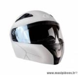 Casque modulable Trendy 19 T-703 taille L (T59-60) couleur blanc nacré verni