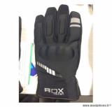 Gants moto automne-hiver ADX Daytona taille S (T8) couleur noir