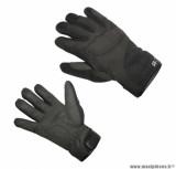 Gants moto automne-hiver ADX Daytona taille M (T9) couleur noir