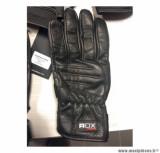 Gants moto 4SEASONS ADX florida taille S (T8) couleur noir