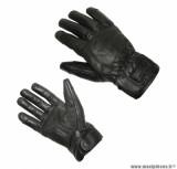 Gants moto 4SEASONS ADX florida taille L (T10) couleur noir