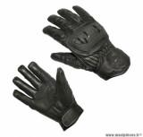 Gants moto 4SEASONS ADX Rockland taille M (T9) couleur noir