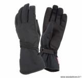 Gants moto femme automne-hiver Tucano Password CE Lady taille L (T8.5) couleur noir