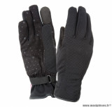 Gants moto femme automne-hiver Tucano New Mary Lady taille XS (T6.5) couleur noir
