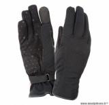 Gants moto femme automne-hiver Tucano New Mary Lady taille L (T8.5) couleur noir