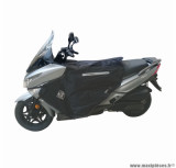 Tablier couvre jambe Tucano pour maxi scooter 125-300cc kymco grand dink (e4) après 2016 (r183-x)