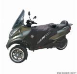 Tablier couvre jambe Tucano pour maxi scooter 125-250-300-400-500cc mp3 piaggio (r062pro-x)