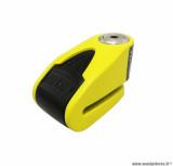 Antivol Auvray B-Lock 10 bloque disque, diamètre 10mm, couleur jaune (classe SRA)