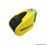 Antivol Auvray B-Lock 06 bloque disque, diamètre 6mm, couleur jaune