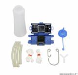 Kit complet nettoyeur / outil de lavage Buzzetti (5095) pour chaine moto