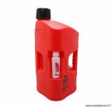 Bidon/jerrican 20L Polisport Prooctane rouge (+ bidon 250ml)