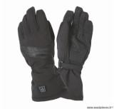 Gants moto automne-hiver chauffant Tucano Handwarm taille S (T8) couleur noir