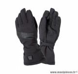 Gants moto automne-hiver chauffant Tucano Handwarm taille M (T8.5) couleur noir