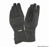 Gants moto automne-hiver Tucano Barone taille S (T8) couleur noir