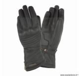 Gants moto femme automne-hiver Tucano Baronessa Lady taille XS (T6.5) couleur noir