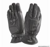 Gants moto automne-hiver Tucano Vincent taille S (T8) couleur noir