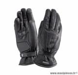 Gants moto automne-hiver Tucano Vincent taille M (T8.5) couleur noir