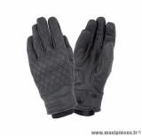 Gants moto automne-hiver Tucano Steve taille M (T8.5) couleur noir