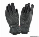 Gants moto femme automne-hiver Tucano Silvya Kady taille XS (T6.5) couleur noir