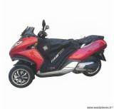 Tablier couvre jambe Tucano pour maxi scooter 125-400cc peugeot metropolis (r173pro-x)