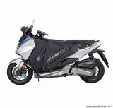 Tablier couvre jambe Tucano pour maxi scooter 125-300cc honda forza après 2018 (r198pro-x)