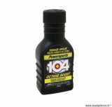 Additif carburant Minerva Octane Boost 104 (118ml) pour moteurs 2T-4T (1 dose = 20L d'essence)