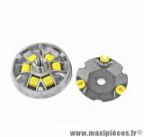 Variateur pour maxi scooter 125cc piaggio (OEM: CM144403)