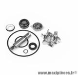 Kit mécanisme pompe à eau type origine pour maxi scooter 500cc yamaha tmax 2001>2007