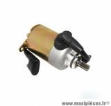 Démarreur Teknix pour maxi scooter 125cc kymco grand dink / dink 2001>2013 (0012751-00128219)