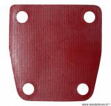 Membrane rouge pour cyclomoteur solex