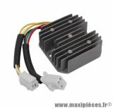 Regulateur de tension maxi scooter 125-150-200-250-300cc sym / kymco / honda / piaggio / malaguti