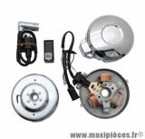 Allumage électronique 12 volts (gros cone) pour cyclomoteur peugeot 103