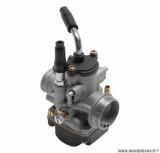 Carburateur 19 type PHBG avec graissage + depression (montage souple) pour mécaboite