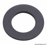 Rondelle poulie (plastique) diamètre 16x28 pour cyclomoteur peugeot 103 sp, mvl, vogue