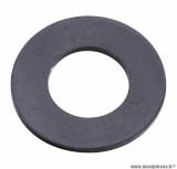 Rondelle poulie (plastique - diamètre 16x32 - pedalier) pour cyclomoteur peugeot 103 sp, mvl, vogue (054967)