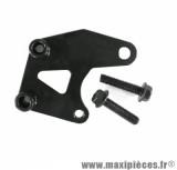 Support étrier frein double piston (13 pouces) pour scooter mbk booster