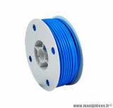 Gaine standard 25m 4mm bleu
