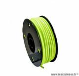 Gaine standard 25m 4mm vert anis