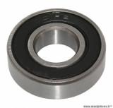 Roulement roue 6200-RS (diamètre 10x30 épaisseur 9) *Prix spécial !