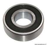 Roulement à billes 6204-RS pour roue diamètre 20mm (intérieur) x 47mm (extérieur) épaisseur 14mm) * Prix spécial !