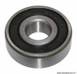 Roulement de roue/jante 6302-2RS (EE) (diamètre 15mm (intérieur) x 42mm (extérieur) épaisseur 13mm) Mbk x-power Yamaha tzr à partir de 2004 * Prix spécial !