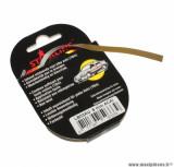 Prix spécial ! Autocollant/sticker/liseret or pour jante et carrosserie rouleau de 10m largeur 3mm