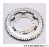 Couronne 103 grimeca / bernardi 60 dents (diamètre 98) 10 trous pour cyclomoteur peugeot