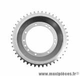 Couronne rayons 45 dents (diamètre 94) 11 trous pour cyclomoteur peugeot 103