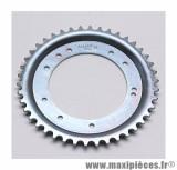 Couronne grimeca 42 dents (diamètre 98) 10 trous pour cyclomoteur mbk 51s