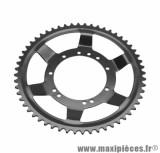 Couronne roue rayons 56 dents (alesage 94mm) 11 trous pour cyclomoteur mbk 51 *Prix spécial !