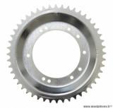 Couronne grimeca / bernardi 48 dents (diamètre 98) 10 trous pour cyclomoteur peugeot 103