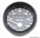 Compteur transval 120km/h (grimeca) pour cyclomoteur mbk 51s