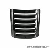 Trappe moteur noir métal pour scooter mbk booster *Prix spécial !